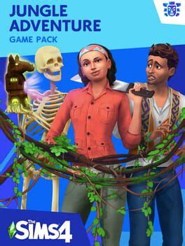 The Sims 4: Jungle Adventure (PC,PS4,XBOX) - Spiele-Release