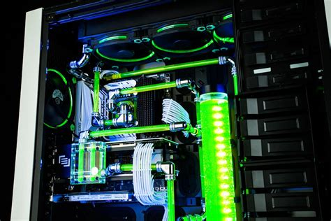 Water Cooling Porn