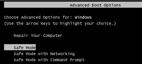 Force Windows 7, 8, or 10 to Boot Into Safe Mode Without