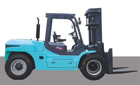 China Electric Forklift Truck (FD80T-MWF3) - China