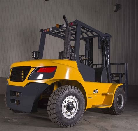 China Famous Brand XCMG New Diesel Forklift 10 Ton