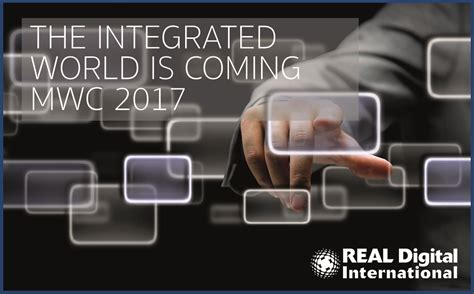 Smart solutions at Mobile World Congress 2017   REAL