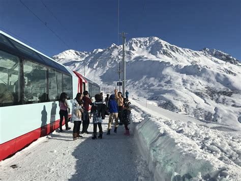 The Glacier Express - Travel Muse Family