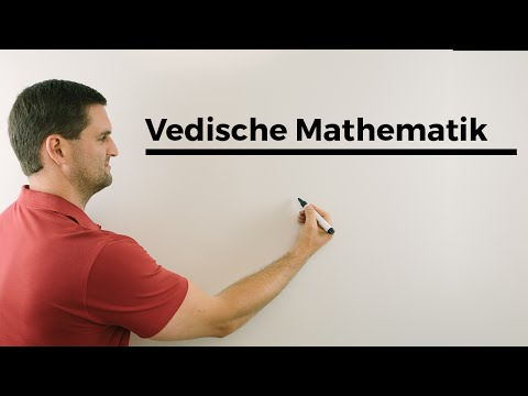 Vedische multiplikation   math, monsters, maps & more