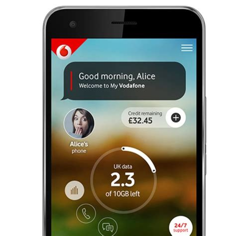 Give The My Vodafone App A Spin & You Could Win A Brand