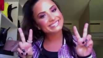 EXCLUSIVE: Demi Lovato Debuts Smule Performance of 'Sorry