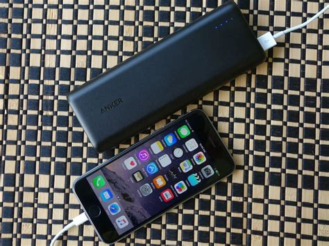 Hands-on with Anker's PowerCore 20,100mAh power bank | iMore