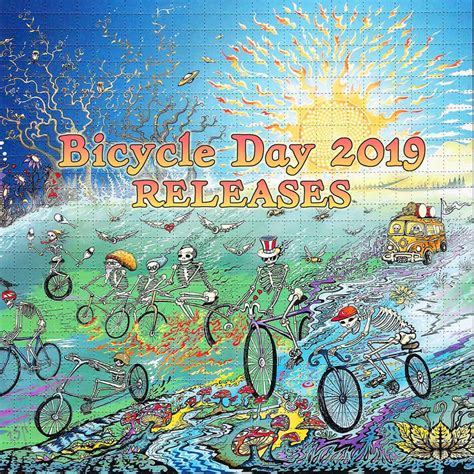 75th Anniversary of Bicycle Day   Grateful Web
