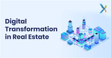 How Digital Transformation is disrupting Real Estate