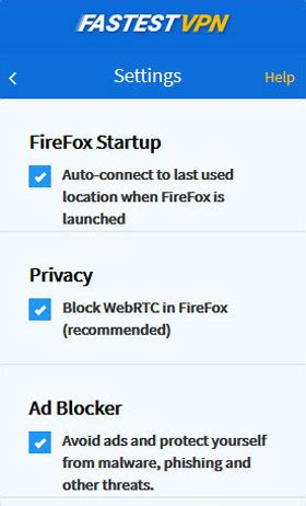 Download Firefox VPN Extension For Fast & Secure Online