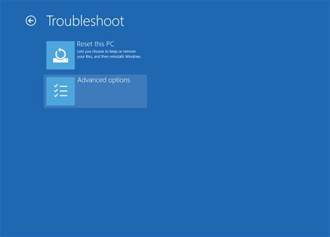 Boot quickly into Safe Mode command prompt in Windows 10