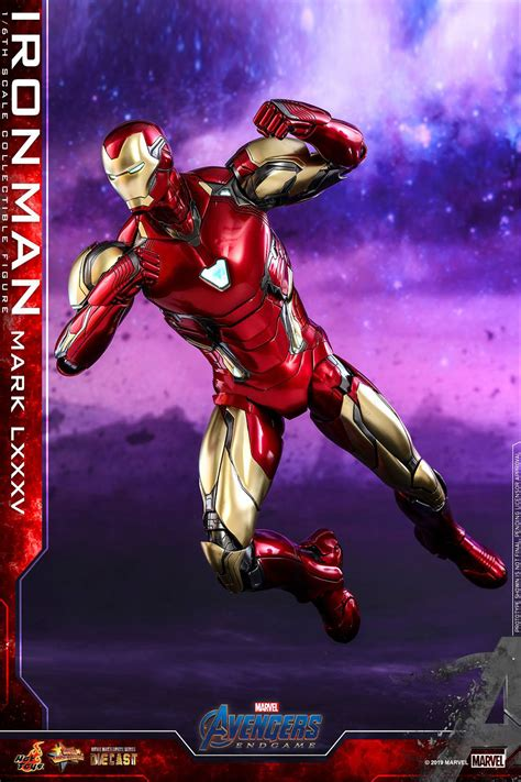 Check out Hot Toys' Avengers: Endgame Iron Man Action Figure