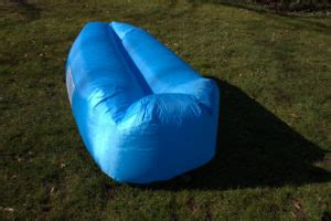 AngLink Luftsofa/ Luftcouch / LayBag Test auf Luft-Couch