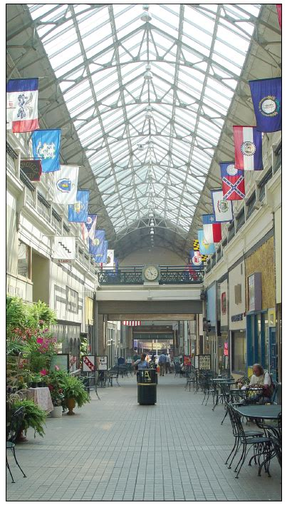 What Was Nashville's First Shopping Mall? | TheNews