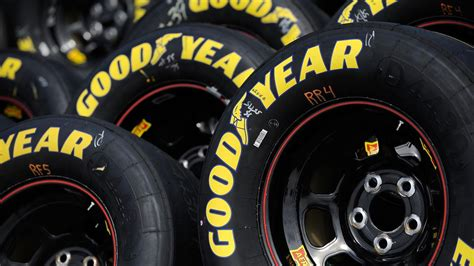 Ever wonder? How many tires were used in NASCAR last year