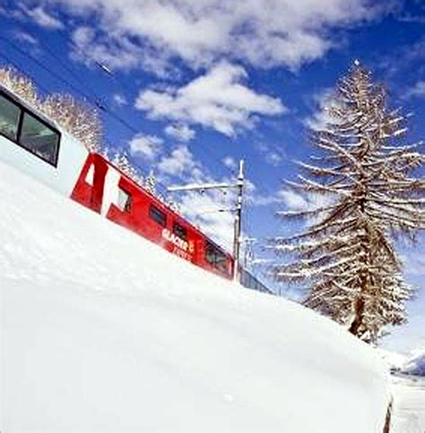 Onboard the stunning Glacier Express - Rediff