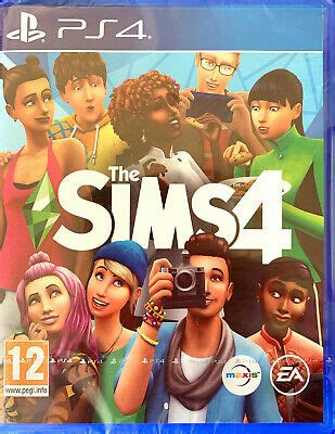 Die Sims 4 - Standard Edition - [PlayStation 4] - (Cover