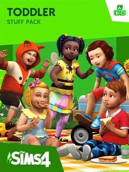 The Sims 4: Toddler Stuff (PC,PS4,XBOX) - Spiele-Release