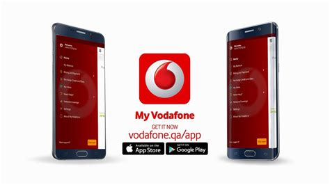 Introducing the My Vodafone app! - YouTube
