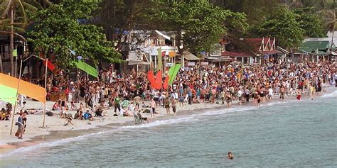OFM - Once in a Full Moon Festival on Koh Phangan Island