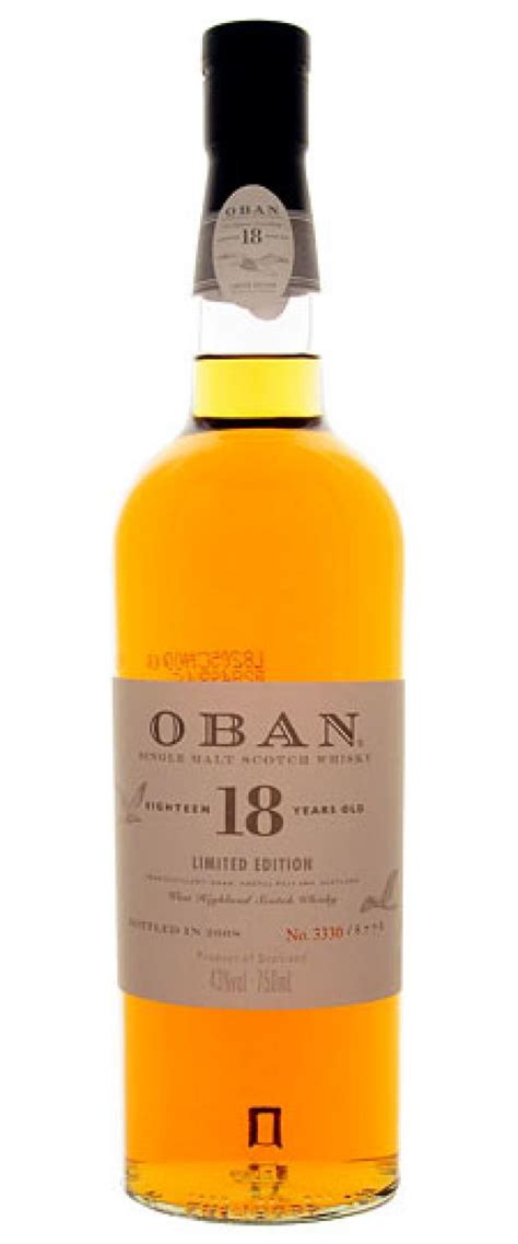 Oban 18 Limited Edition Ratings and Tasting Notes - The
