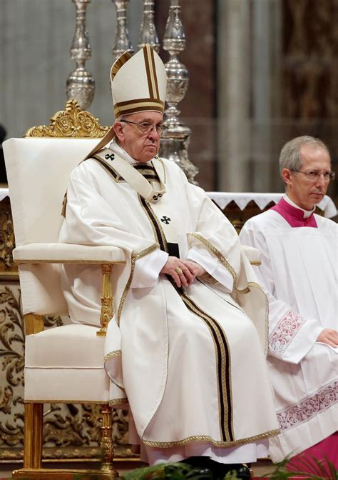 Good Friday Live Stream 2017: Watch Pope Francis' Service