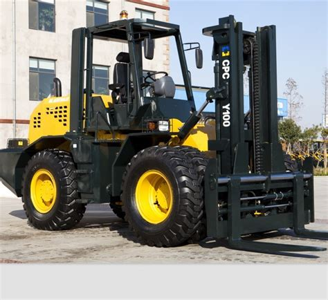 China 5 Ton off Road Forklift (CPCY 50) - China Forklift