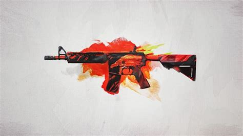 5 Most expensive CS:GO skins