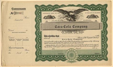 14 rare collectible vintage stock and bond certificates