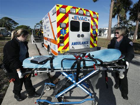 Volusia looks to put $5M into ambulance system - News