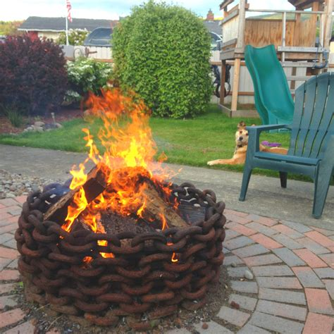10 Unique Fire Pits That Will Make You Say WoW - Page 2 of 2