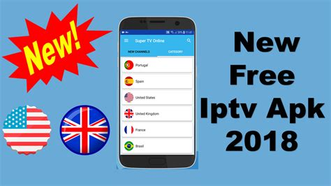 New Free Live Tv Apk For Android January 2018 - New Free