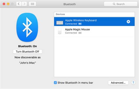 Using a Bluetooth mouse, keyboard or trackpad with your