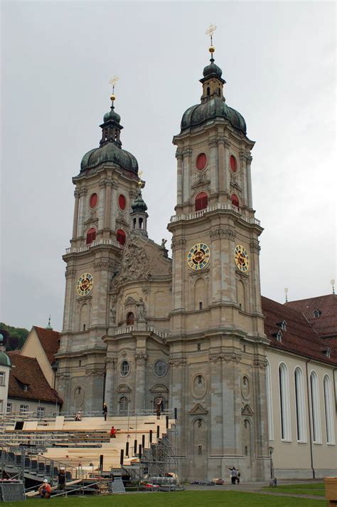Abbey of Saint Gall Historical Facts and Pictures   The