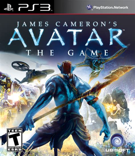 Avatar: The Game Playstation 3 Game